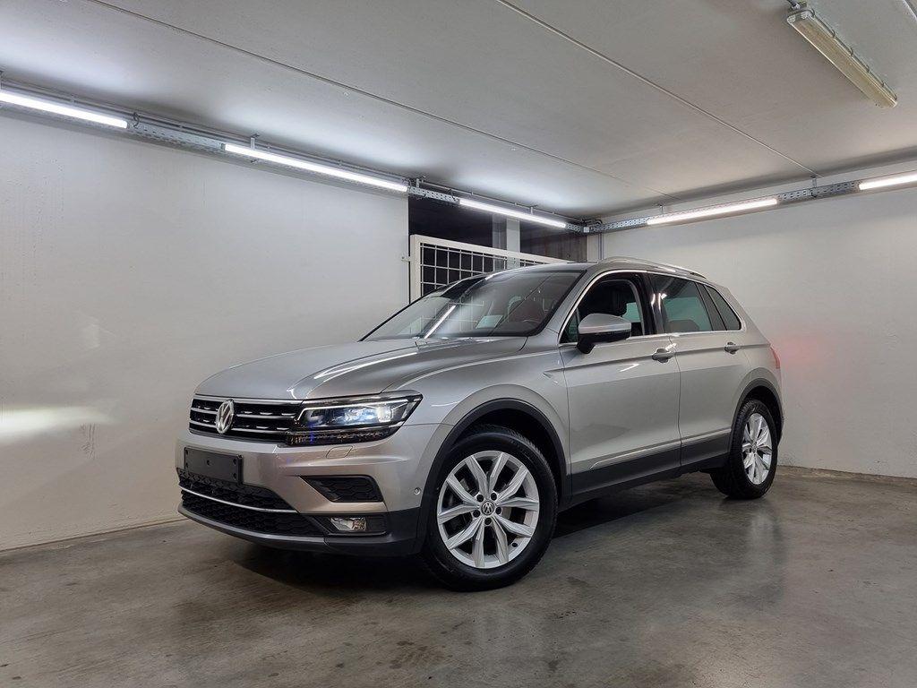 Occasie Volkswagen Tiguan Highline Automaat 1