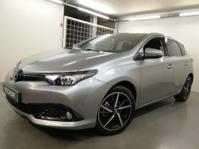 Demo Toyota Auris 5 d. 1.2 Turbo petrol 6 MT Style LHD 1G6 - GRANITE GREY METALLIC