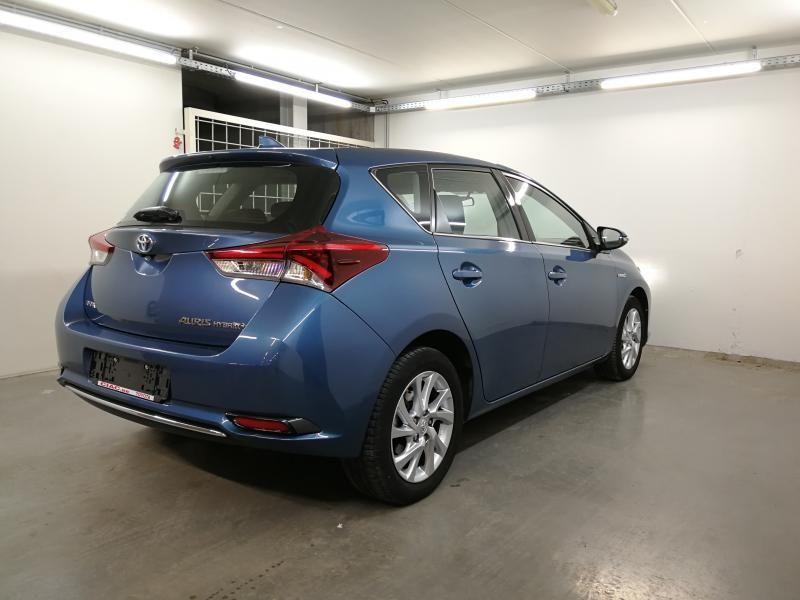 Occasie Toyota Auris 5d. 1.8 CVT HSD TC Dynamic LHD 8U6 - DENIM BLUE METALLIC (8U6) 9