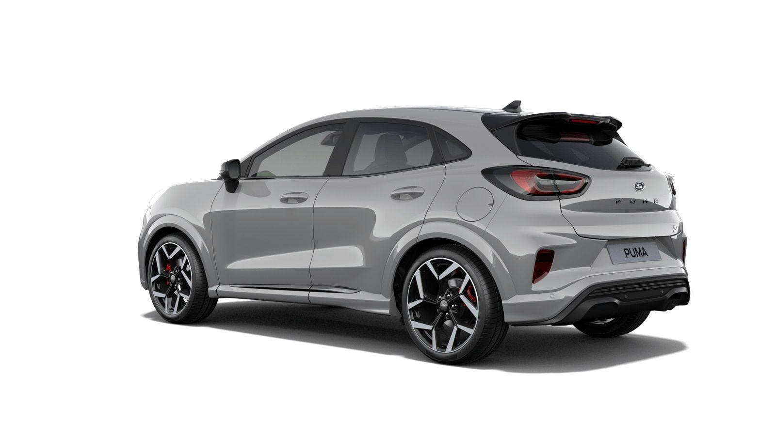 """Nieuw Ford Puma ST Ultimate 1.5i EcoBoost 200pk / 147kW M6 2ZH - Speciale niet-metaalkleur """"Grey Matter"""" 3"""