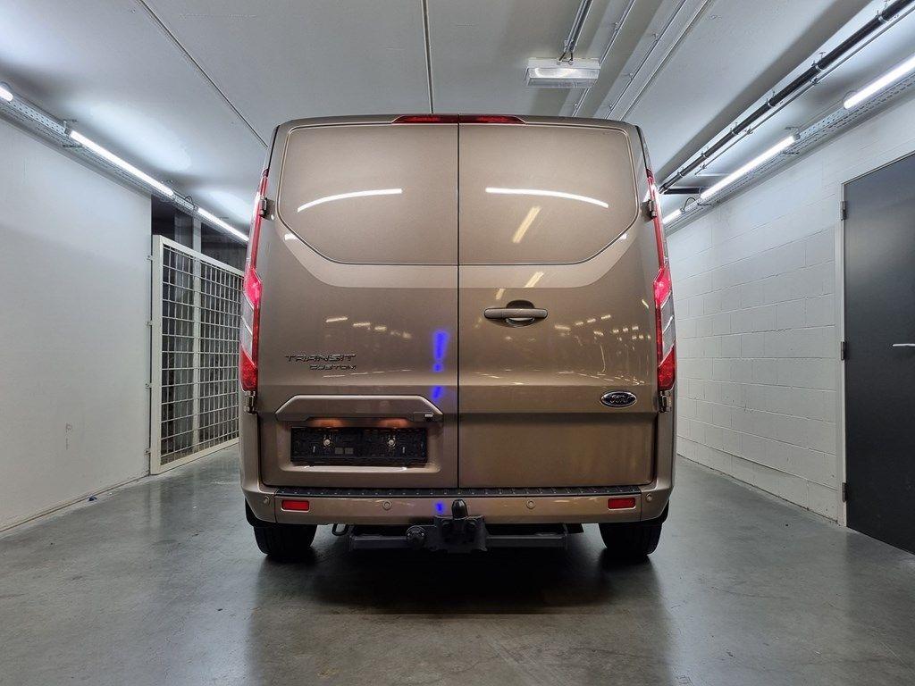 Occasie Ford Transit custom 320L Multi use: bestelwagen met dubbele cabine L2 Limited M6 8