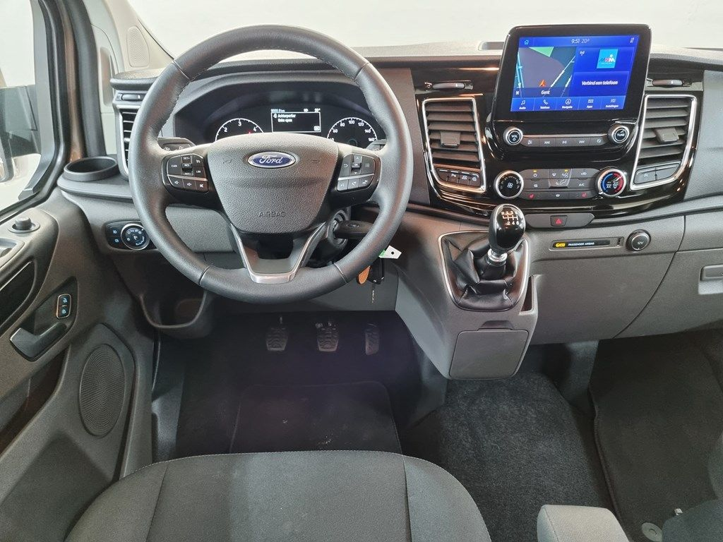 Occasie Ford Transit custom 320L Multi use: bestelwagen met dubbele cabine L2 Limited M6 3