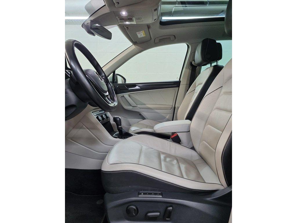 Occasie Volkswagen Tiguan Highline Automaat 4