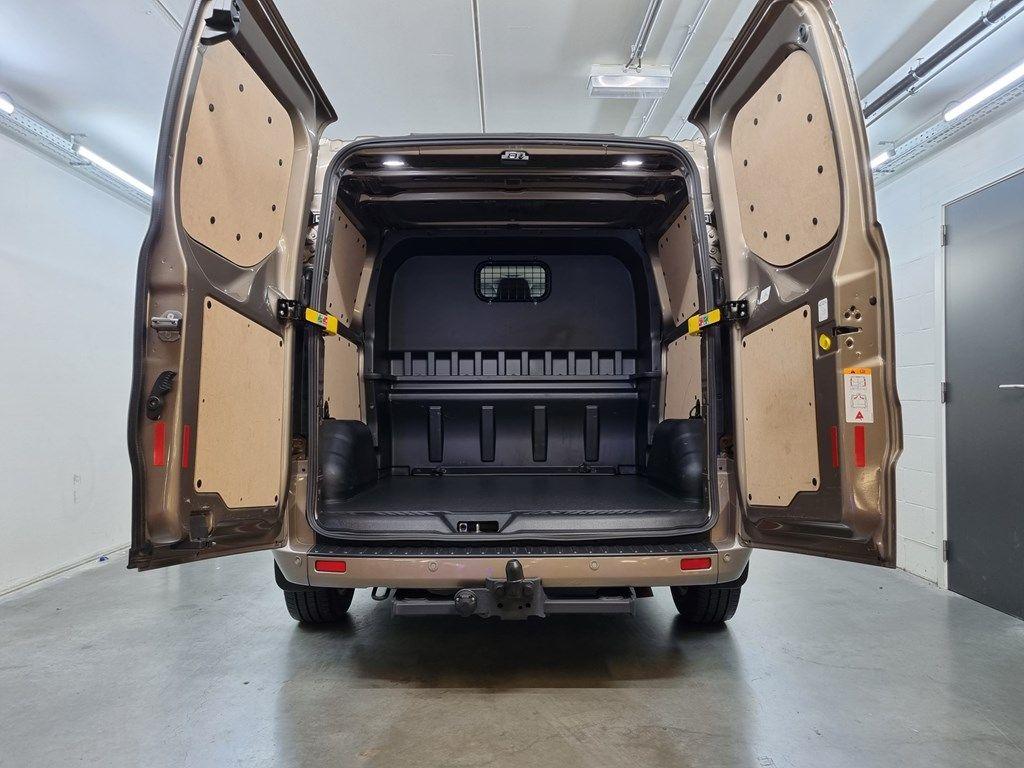 Occasie Ford Transit custom 320L Multi use: bestelwagen met dubbele cabine L2 Limited M6 9
