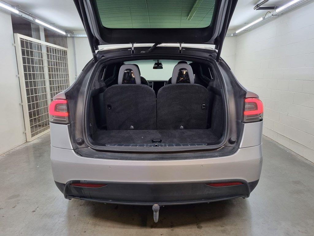 Occasie Tesla Model x 90D 9