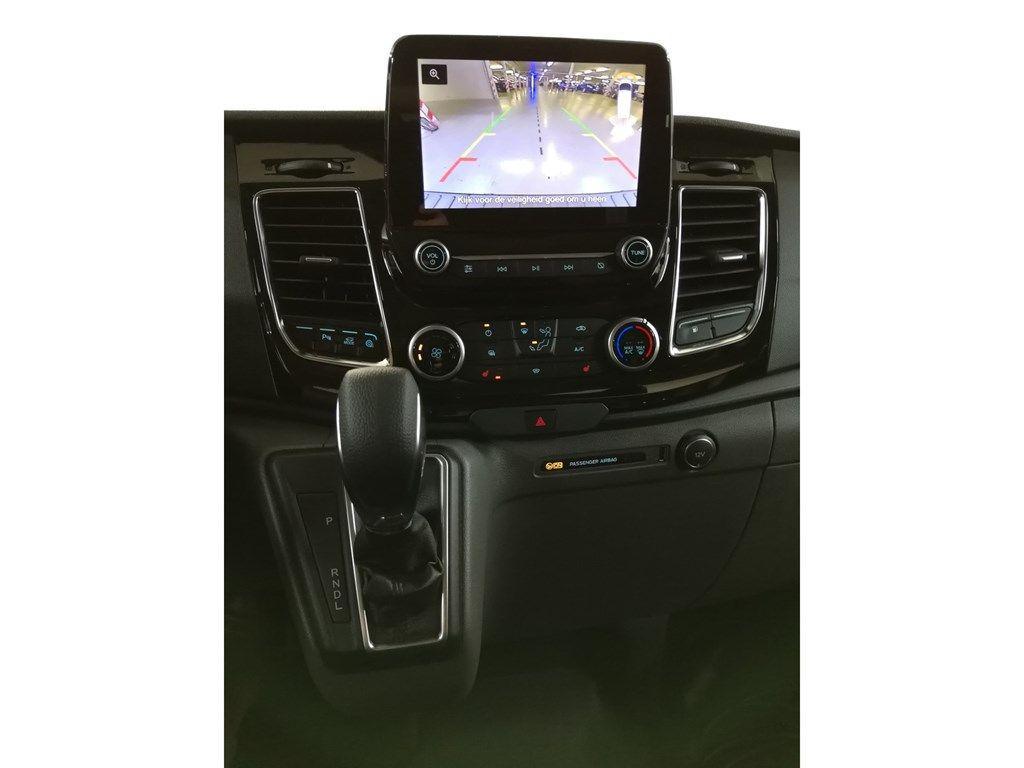 Demo Ford Transit custom 340S  Bestelw L1 lim 92/125pHEV BYQ - Metaalkleur: Magnetic 5