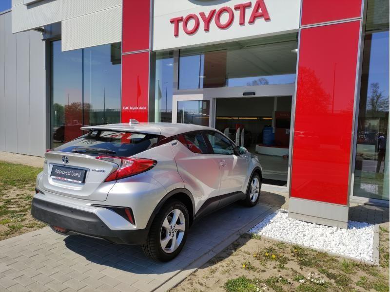Occasie Toyota Toyota c-hr 5 d. 1.8 CVT HSD TC C-ENTER LHD 1F7 - ULTRA SILVER METALLIC 2