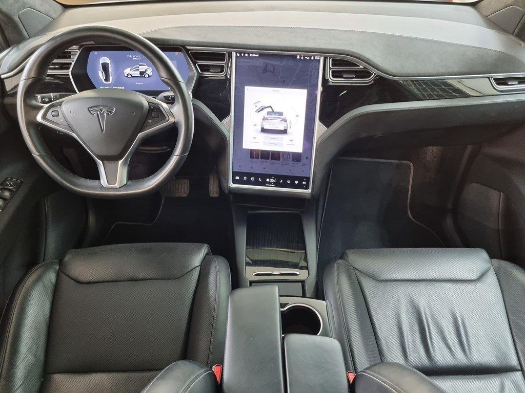 Occasie Tesla Model x 90D 6