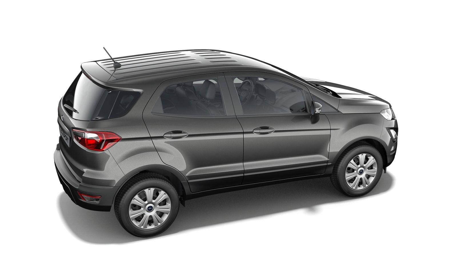 "Nieuw Ford New ecosport Connec 1.0i EcoBoost 100pk / 74kW M6 5d 6GQ. - Speciale metaalkleur ""Magnetic"" 3"