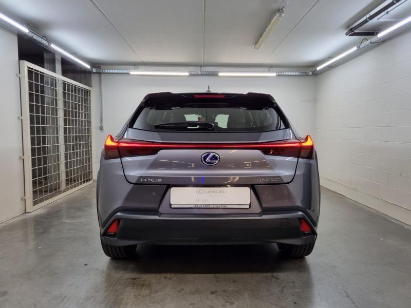 Demo Lexus Ux Crossover 2.0L HEV E-CVT 2WD Business Li 1H9 - Mercury Grey 5