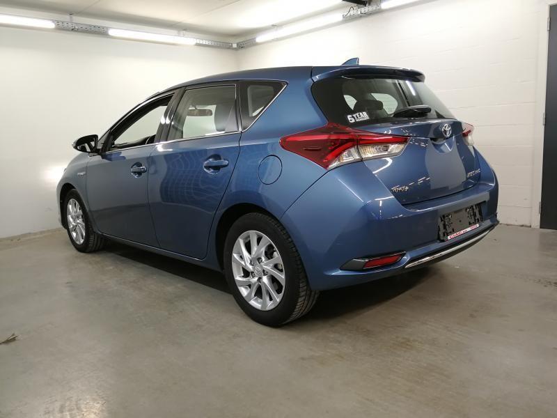 Occasie Toyota Auris 5d. 1.8 CVT HSD TC Dynamic LHD 8U6 - DENIM BLUE METALLIC (8U6) 6