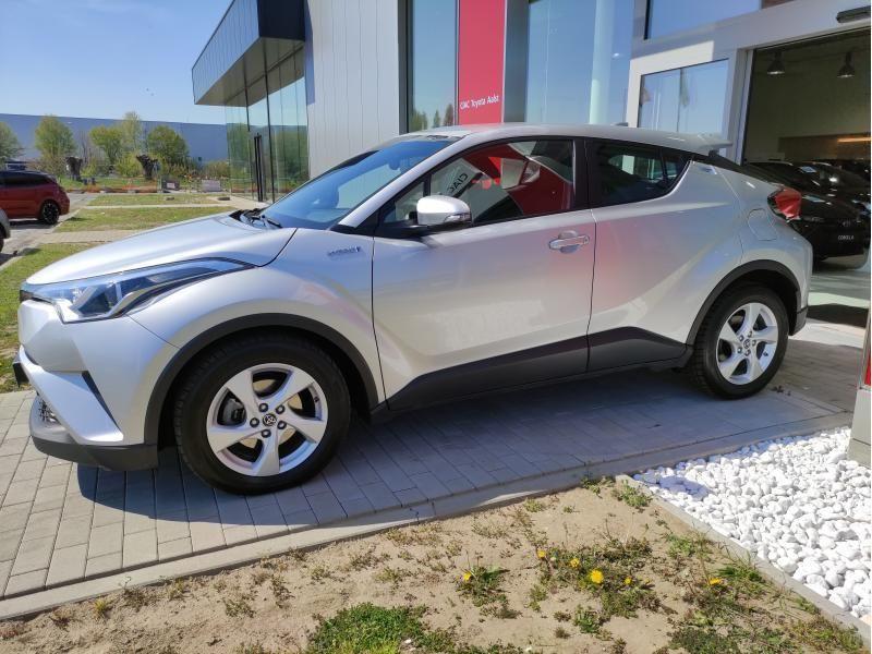 Occasie Toyota Toyota c-hr 5 d. 1.8 CVT HSD TC C-ENTER LHD 1F7 - ULTRA SILVER METALLIC 7