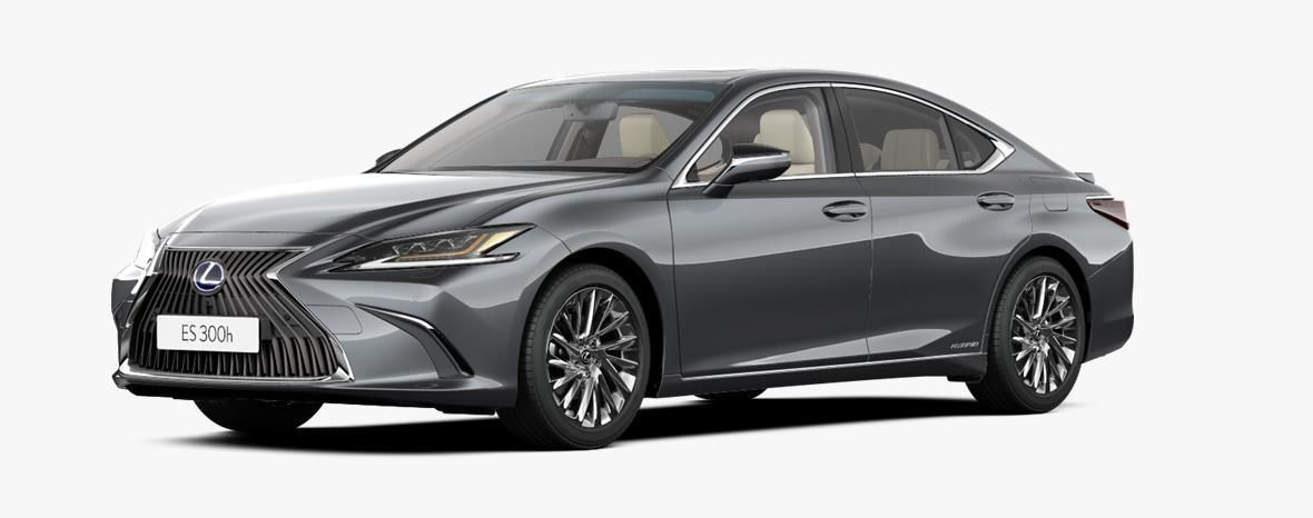 Demo Lexus Es Sedan 2.5 TNGA HV CVT Executive Line LHD 1H9 - Mercury Grey 1