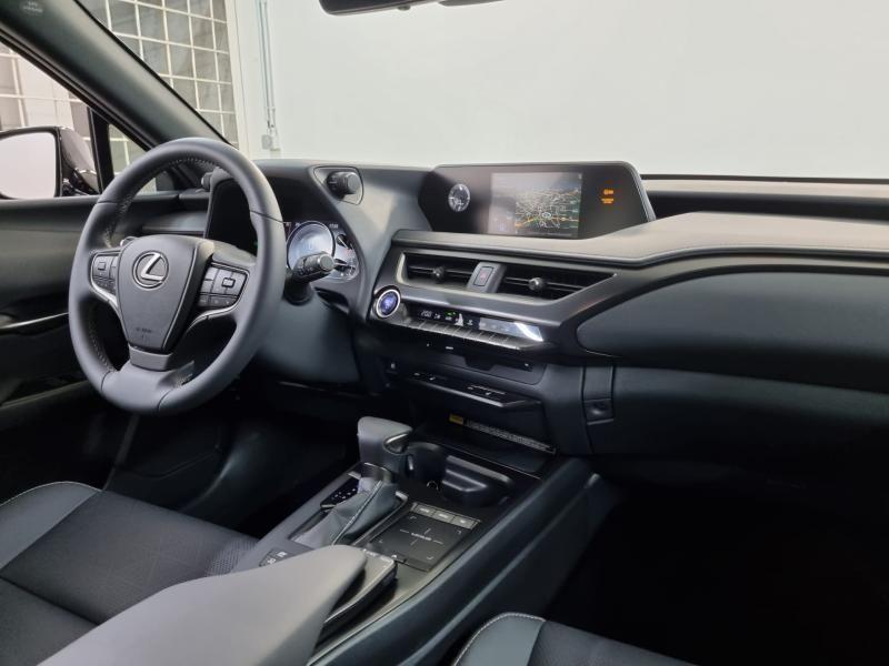 Demo Lexus Ux Crossover 2.0L HEV E-CVT 2WD Business Li 1H9 - Mercury Grey 6