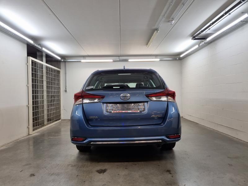 Occasie Toyota Auris Touring Sports 1.6 Diesel MT Comfort LHD 8U6 - DENIM BLUE METALLIC (8U6) 7