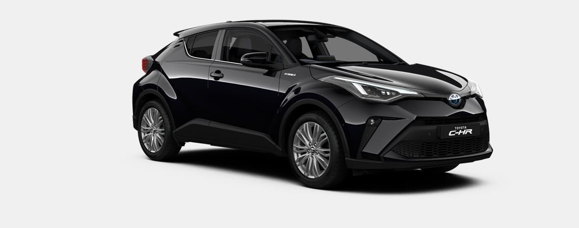 Nieuw Toyota Toyota c-hr 5 d. 1.8L Hybrid CVT C-HIC LHD 209 - BLACK MICA 4