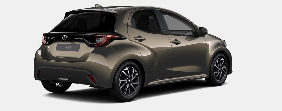 Nieuw Toyota Yaris 5 d. 1.5 VVT-iE 6MT Dynamic LHD 6X1 - OXIDE BRONZE METALLIC 4