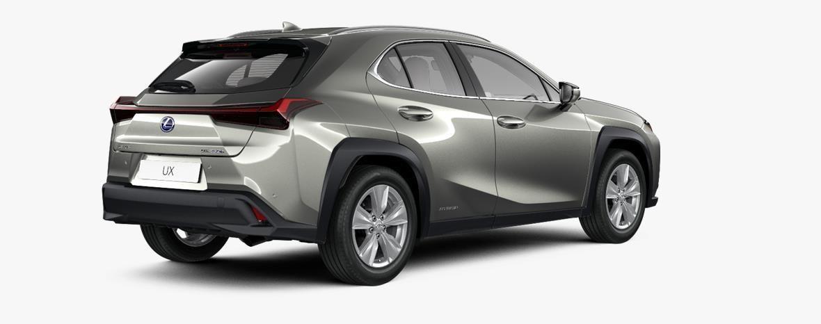 Demo Lexus Ux Crossover 2.0L HEV E-CVT 2WD Business Li 1J7 - Sonic Titanium 3