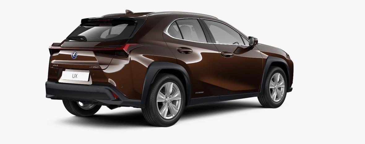 Demo Lexus Ux Crossover 2.0L HEV E-CVT 2WD Business Li 4X2 - Amber 3