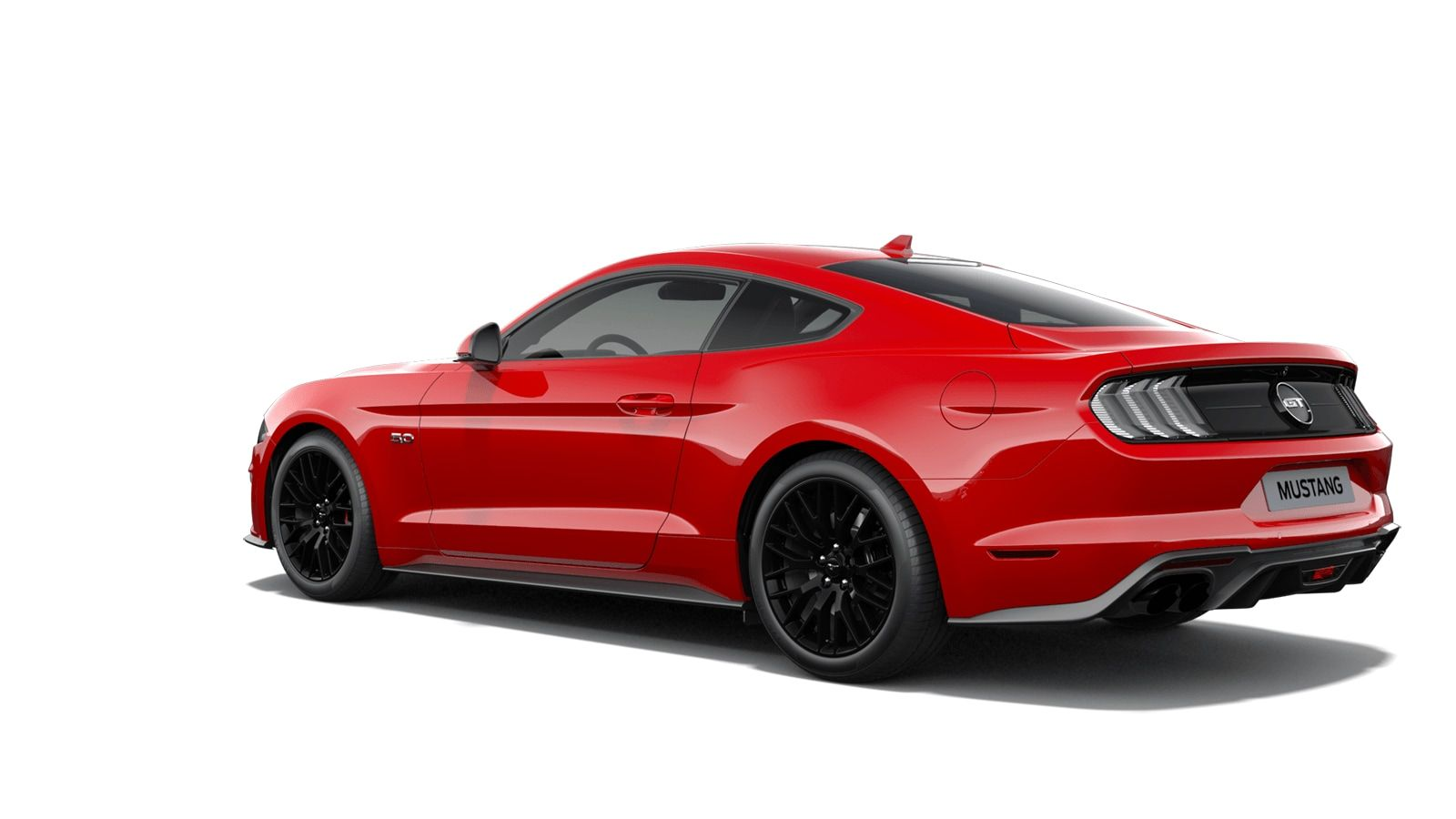 "Nieuw Ford Mustang s550 my19 GT 5.0i V8 449pk / 330kW M6 - Fastback IMF - ""Race Red"" speciale niet-metaalkleur 3"