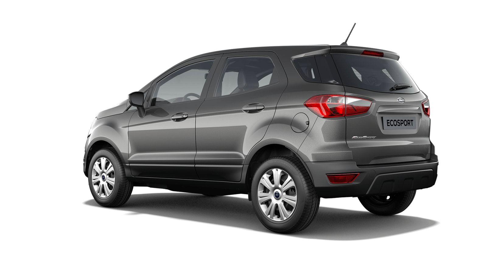 "Nieuw Ford New ecosport Connec 1.0i EcoBoost 100pk / 74kW M6 5d 6GQ. - Speciale metaalkleur ""Magnetic"" 4"
