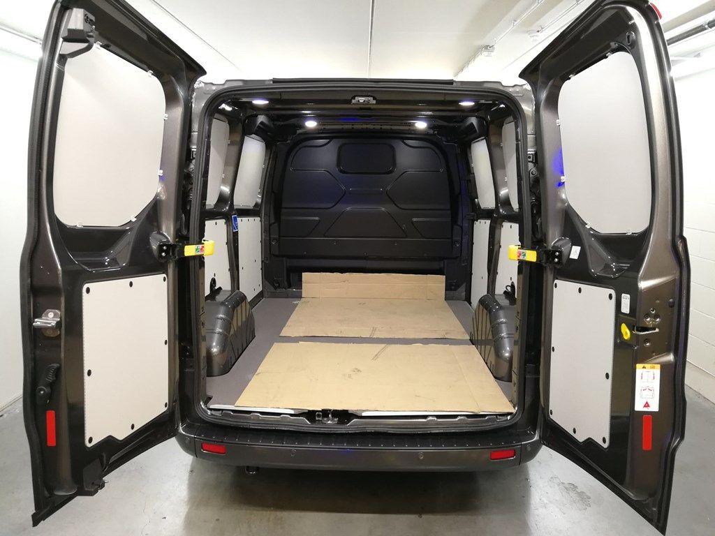 Demo Ford Transit custom 340S  Bestelw L1 lim 92/125pHEV BYQ - Metaalkleur: Magnetic 10