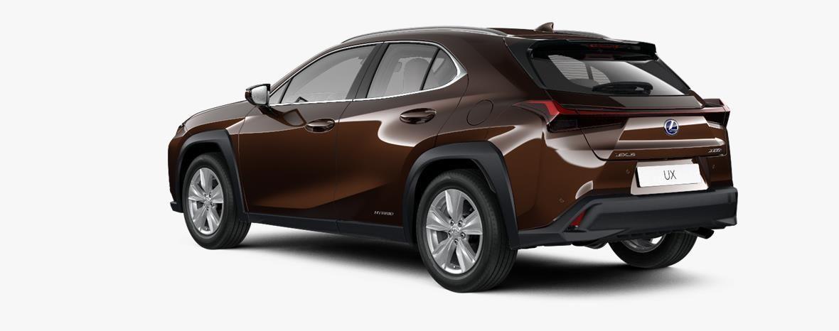 Demo Lexus Ux Crossover 2.0L HEV E-CVT 2WD Business Li 4X2 - Amber 2