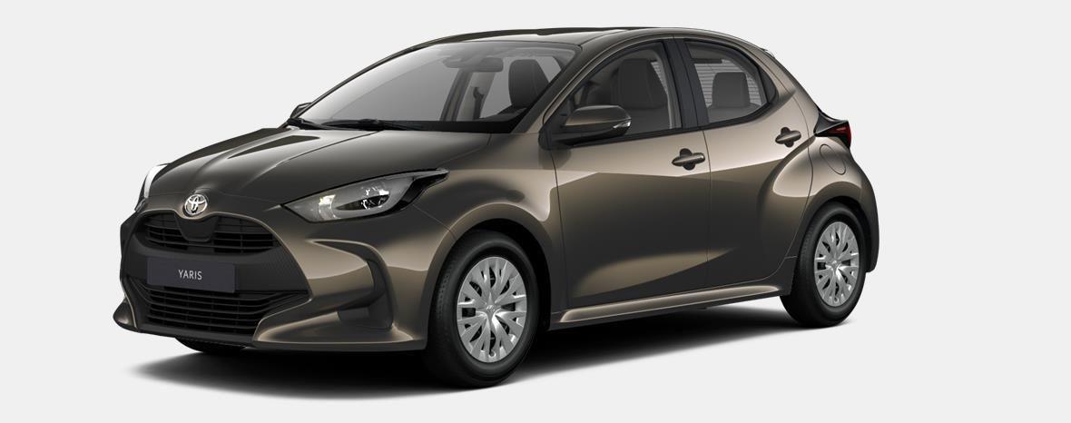 Nieuw Toyota Yaris 5 d. 1.5 Hybrid e-CVT Iconic LHD 6X1 - OXIDE BRONZE METALLIC 1