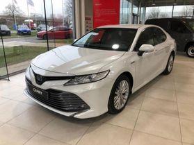 Nieuw Toyota Camry Sedan 2.5 Hybrid e-CVT Premium LHD 089 - WHITE PEARL MC