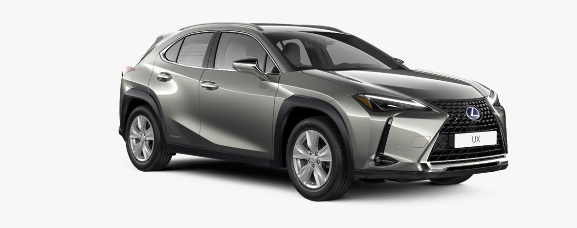 Demo Lexus Ux Crossover 2.0L HEV E-CVT 2WD Business Li 1J7 - Sonic Titanium 4