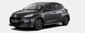 Demo Toyota Yaris 5 d. 1,5 Hybrid e-CVT Comfort & Pack Y-C 1G3 - DARK GREY METALLIC