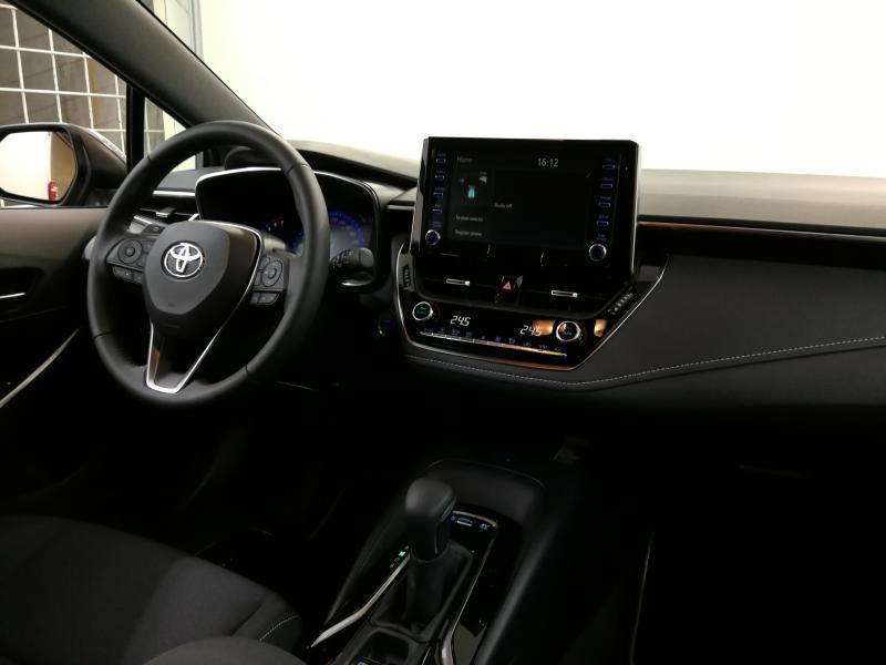 Occasie Toyota Corolla hb & ts Touring Sports 1.8HYBRID e-CVT ACTIVE TECH 11