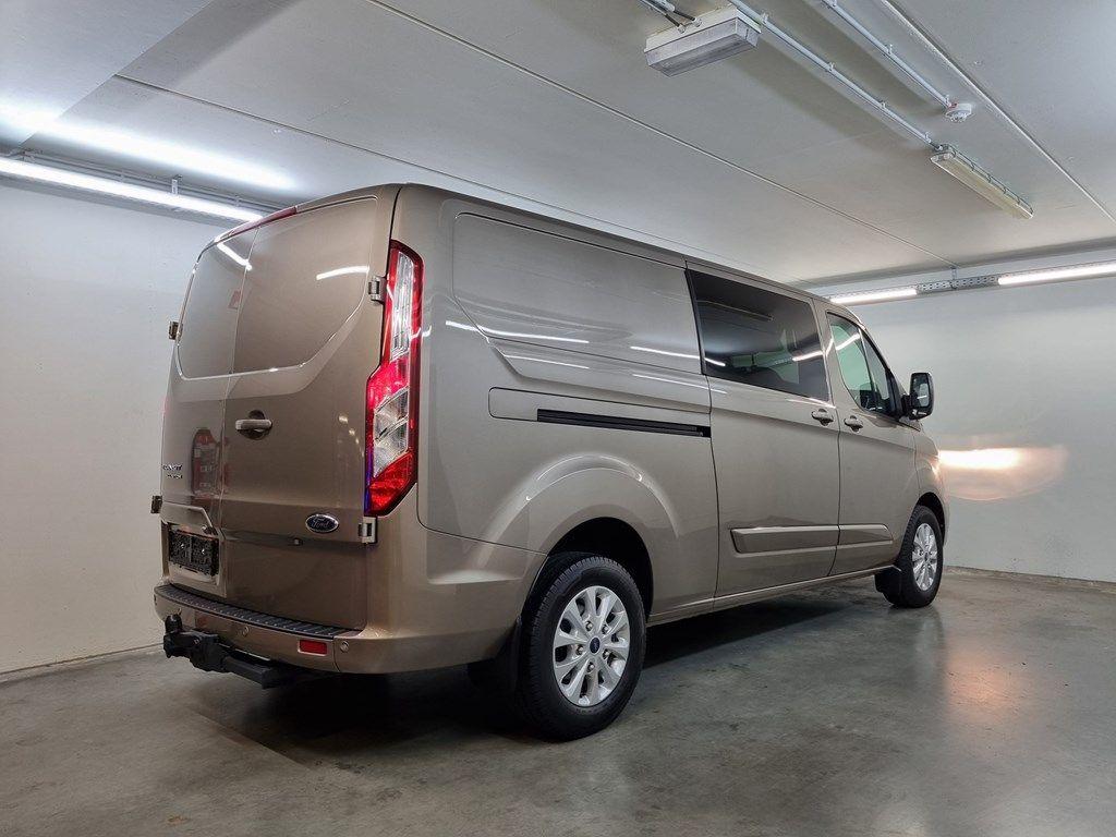 Occasie Ford Transit custom 320L Multi use: bestelwagen met dubbele cabine L2 Limited M6 10