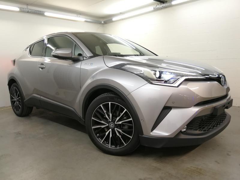 Occasie Toyota Toyota c-hr 5 d. 1.8 CVT HSD TC C-HIC LHD 1K0 - METAL STREAM 2