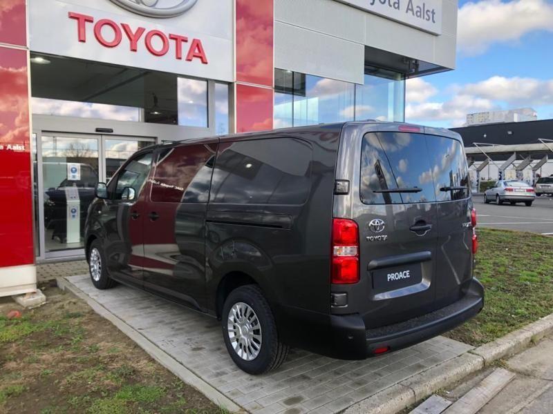 Nieuw Toyota Proace Double Cab LONG 2.0L Diesel 120hp AT Com EVL - DARK GRAY METALLIC 8