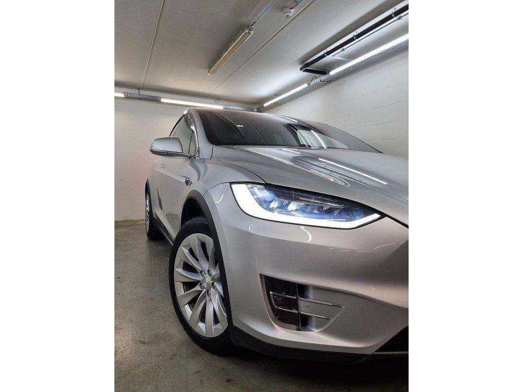 Occasie Tesla Model x 90D 12