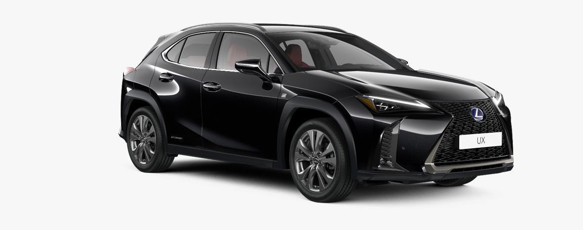 Demo Lexus Ux Crossover 2.0L HEV E-CVT 2WD Explore Lin 223 - GRAPHITE BLACK 2