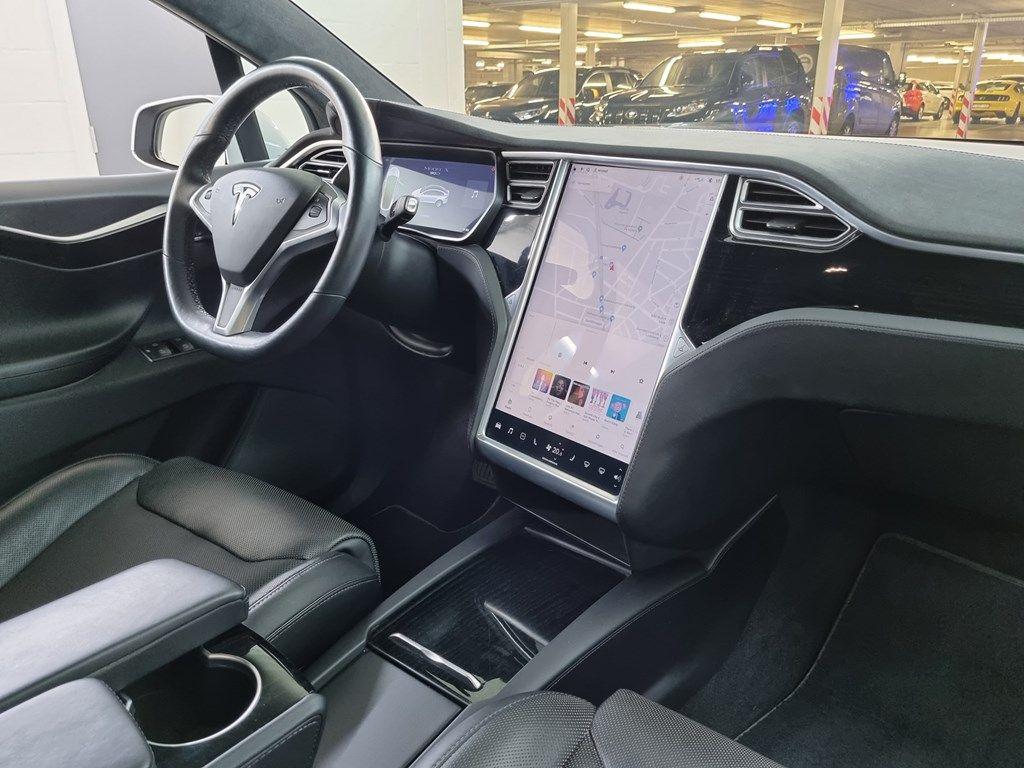 Occasie Tesla Model x 90D 15