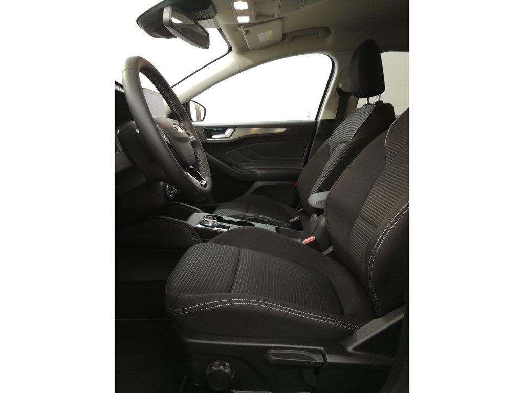 "Demo Ford Focus Tit X 1.5 EcoBlue 120pk A8 CL FCO - ""Moondust Silver"" Metaalkleur 4"