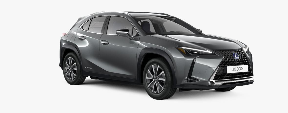 Demo Lexus Ux ev Crossover Electric AT Privilege Line LHD 1H9 - Mercury Grey 4
