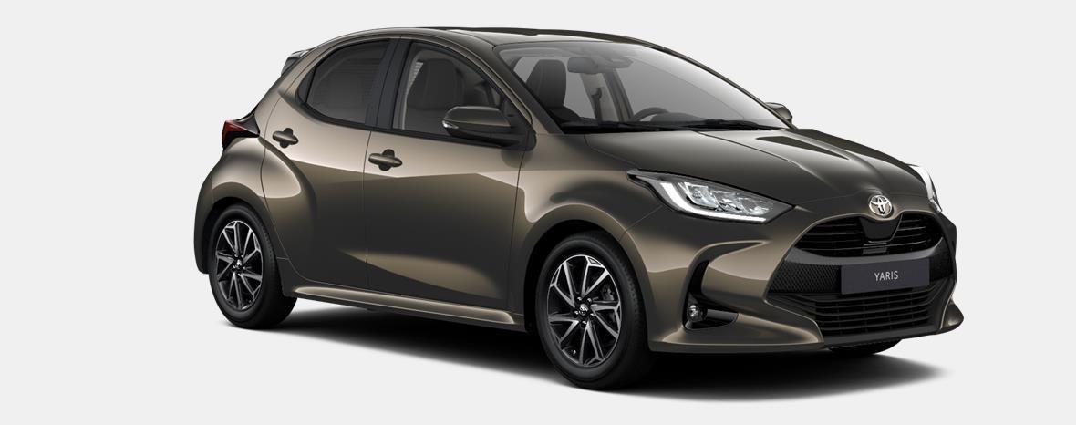 Nieuw Toyota Yaris 5 d. 1.5 VVT-iE 6MT Dynamic LHD 6X1 - OXIDE BRONZE METALLIC 2