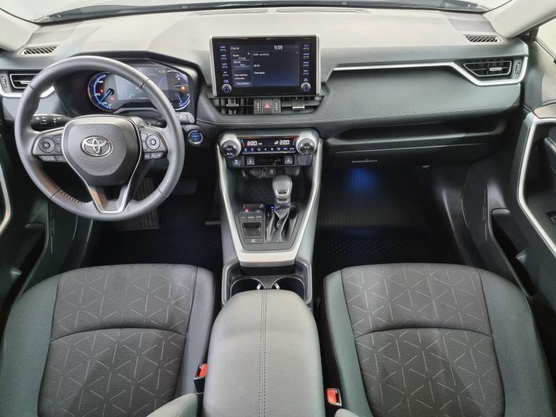 Occasie Toyota Rav4 2,5 VVTI HYBRIDE 5