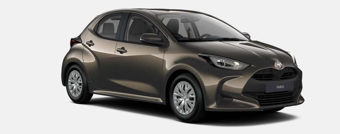 Nieuw Toyota Yaris 5 d. 1.5 Hybrid e-CVT Iconic LHD 6X1 - OXIDE BRONZE METALLIC 2