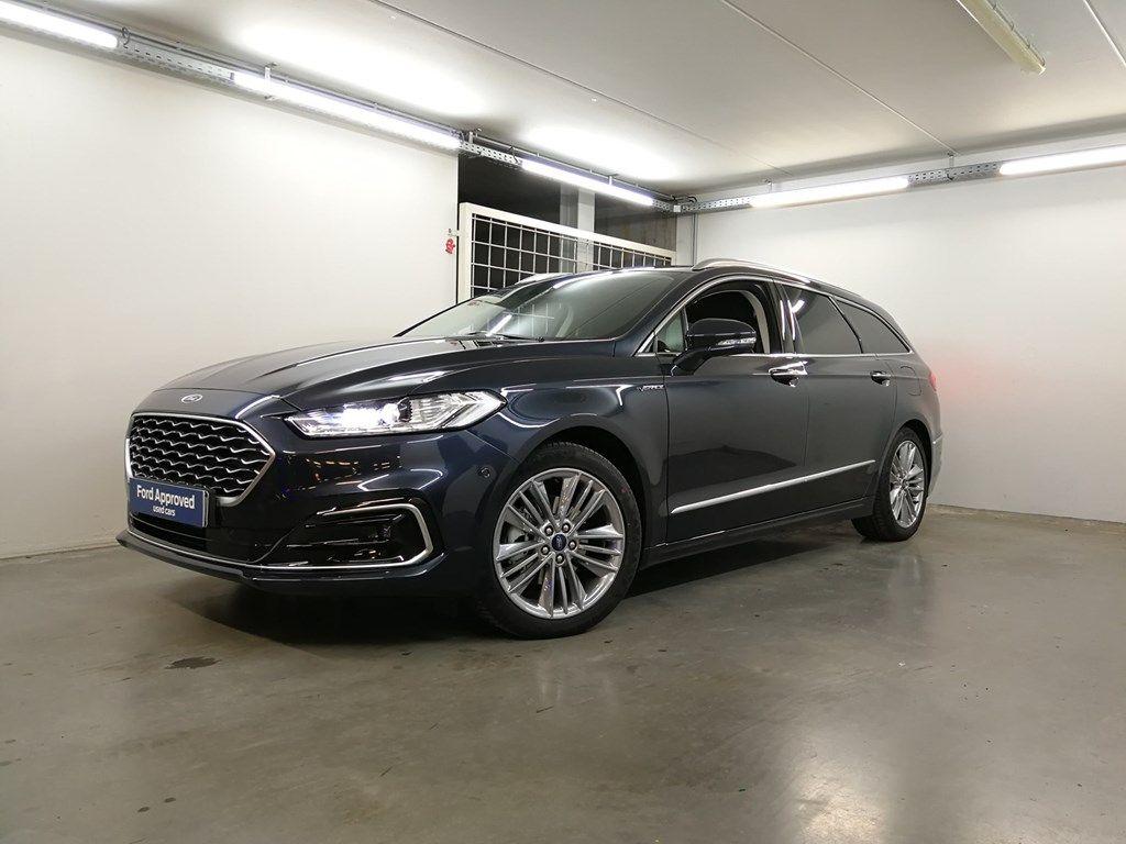 "Demo Ford Mondeo Vignale 2.0 Ecoblue 190ps / 139kW A8 Cl RJ2 - ""Blue Panther Vignale"" speciale metaalkleur 1"