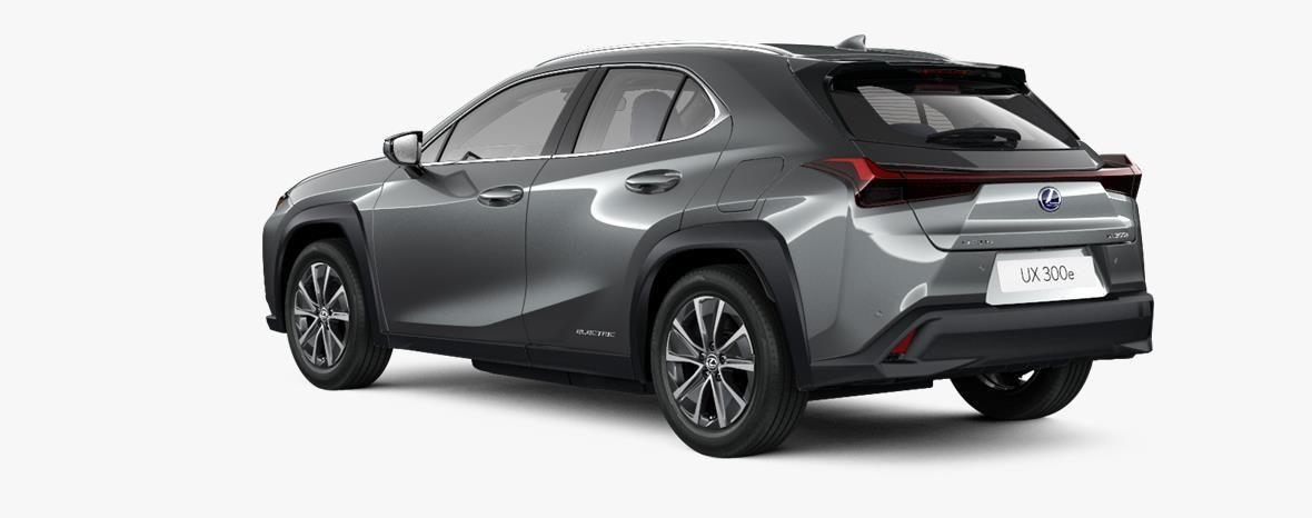 Demo Lexus Ux ev Crossover Electric AT Privilege Line LHD 1H9 - Mercury Grey 2