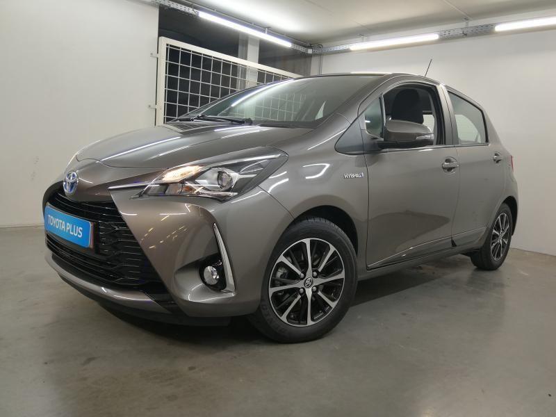 Demo Toyota Yaris 5 d. 1,5 Hybrid e-CVT Comfort & Pack Y-C 1G2 - PLATINIUM BRONZE METALLIC 1