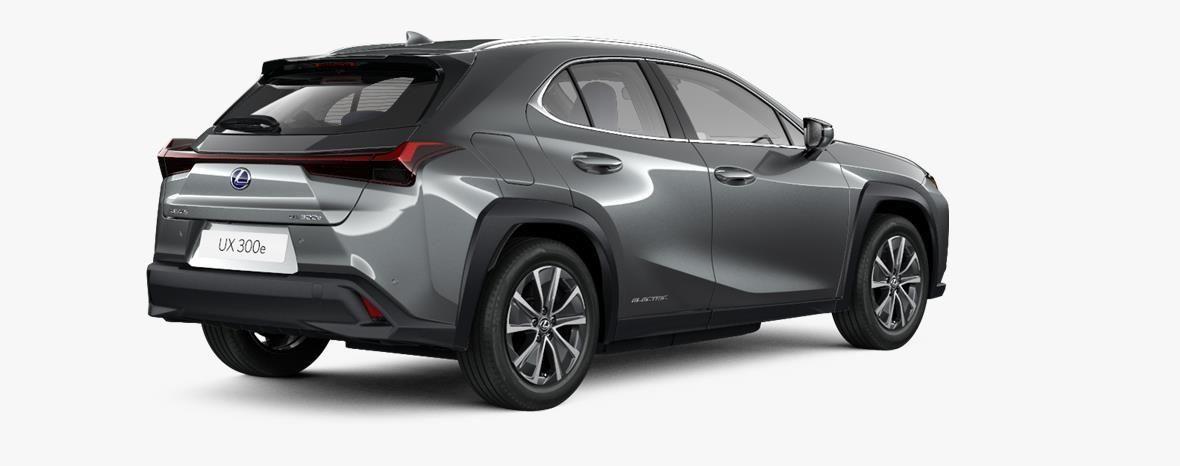 Demo Lexus Ux ev Crossover Electric AT Privilege Line LHD 1H9 - Mercury Grey 3