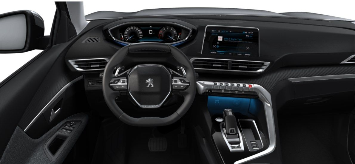 Nieuw Peugeot 5008 SUV Active Pack 1.2 PureTech 130 ch ?6.3 EAT8 Gris Artense (M0F4) 10