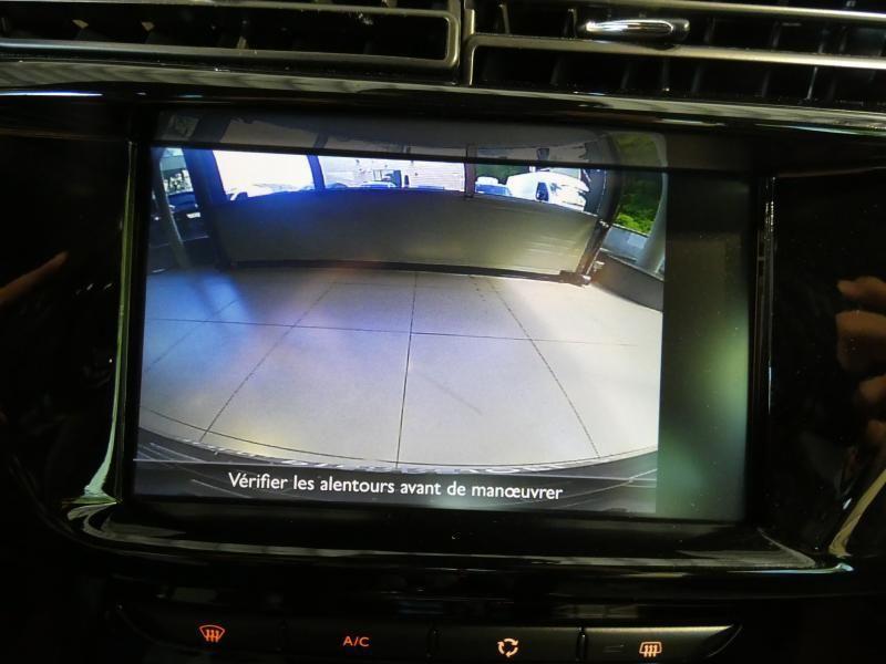 Occasie ds automobiles DS 3 Cabrio SPORT AUTO Burgundy (BURGUNDY) 17