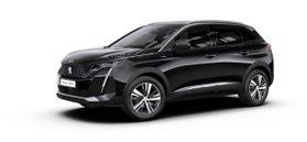 New Peugeot 3008 SUV Allure Pack Hybride Hybrid 225 ch 4X2 AUTOMATIQUE 8 RA Noir Perla Nera (M09V)